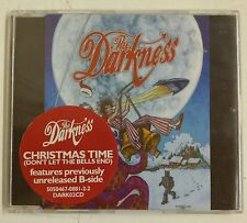The Darkness Christmas Time Cd-Single UK 2003