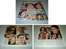 H300 JENNIFER LOPEZ CINDY CRAWFORD MISCHA BARTON '2007 CLIPPING