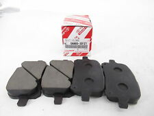 Genuine OEM Toyota Lexus 04465-33121 Front Brake Pad Set