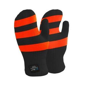 DexShell Waterproof Kids Gloves - Tangelo Red