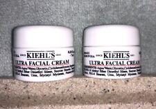 Kiehl's Ultra Facial Cream 0.25 Fl Oz, Set Of 2