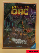 COMMODORE C64 / C128 Diskette - RESCUING ORC / poly.play / 2017 / sealed