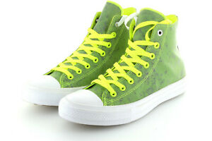 Converse Chuck Taylor AS II Hi Volt Green Pure Silver Textile Shine 42,5/43 US9