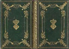 Calendario di Corte per l'Anno 1842 - Torino Savoja - Stamperia Reale Gotha