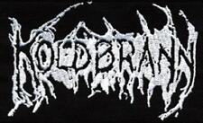Koldbrann logo (brodés) patch/écusson 601496 #