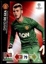 Panini Champions League 2012-2013 Adrenalyn XL de Gea Manchester United FC