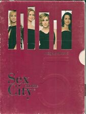 COFFRET 2 DVD--SERIE TV--SEX AND THE CITY - INTEGRALE SAISON 5 - 8 EPISODES