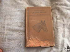 Report Diseases of the Horse 1923 US Dept Agriculture