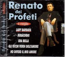 Renato Dei Profeti: Il Meglio - CD