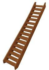 Ezistep Merbau 2 Side Timber 16 Step Stair Kit Height 2720mm  TREADS AND SCREWS