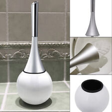 Stainless Steel Toilet Brush Set toilet brush holder Home Bathroom Cleaning Tool
