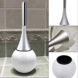 Stainless Steel Toilet Brush Set toilet brush holder Home Bathroom Cleaning Tool