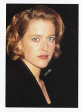 X-FILES carte postale n° SPC 3141 Gillian ANDERSON XFILES X FILES
