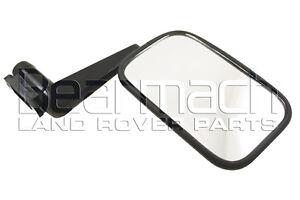 Land Rover Defender 90, 110, Door Mirror, Fits Driver or Passenger side, BR1918R