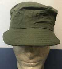Us Army M1951 M51 Field Cap Size 7 Fatigue Og106 1953 Date Rangers New/old Stock