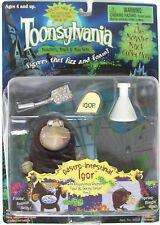 "Toonsylvania Gastro Intestinal Igor 4"" Action Figure DreamWorks 1998 New"