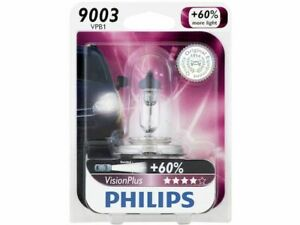 For 1984-1993 Lada Signet Headlight Bulb High Beam and Low Beam Philips 93869SV