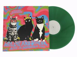 WE ARE SCIENTISTS WITH LOVE AND SQUALOR LIVE IN WOODSTOCK 1969 RARE GREEN VINYL