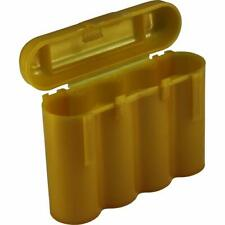 1 Brand New AA / AAA / CR123A Gold Battery Holder Storage Cases