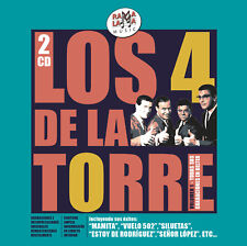 LOS 4 DE LA TORRE Vol.1-2CD