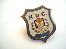 PINS RARE VINTAGE BASKET BALL LA JUBAUDIERE CLUB NDC PAYS DE LOIRE FRANCE wxc 16