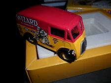 1/43 CORGI COMIC CLASSICS DIECAST THE WIZARD MORRIS J VAN LIMITED EDITION IN BOX