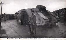 Blackpool's Tank Bank. Julian, Feb 18-23 1918 by Goodall, Blackpool & Bolton.