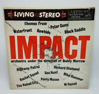 RCA LIVING STEREO LSP-2042 Themes from Impact LP 1s/1s w/Stamp VG+/NM