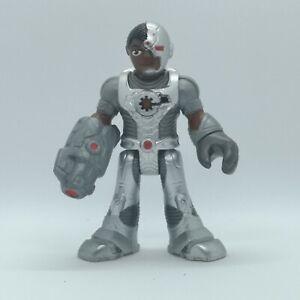 Imaginext - Cyborg - DC Super Friends Heroes and Villains
