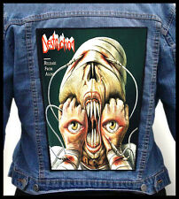 DESTRUCTION - Release from Agony --- Giant Backpatch Back Patch