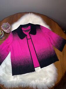 Ming Wang Sweater Set PM