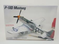 P-51D Mustang Airplane 1/48 scale Model Kit by Testors