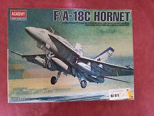 Maquette Neuve ACADEMY 1/72 Avion F/A 18-C HORNET
