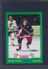 1973/74 OPC O-Pee-Chee CB #165 Brad Park Rangers NM-MT+ 73OPC165-111815-1