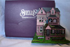 Shelia's 1999 Collectible Victorian Home Spring Cleaning w/ Honey Do List & Box