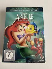 Arielle Die Meerjungfrau - 3er DVD Box Neu & OVP