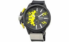 Brand New Welder U-Boat Oversize Chronograph Black Yellow Men's Watch K35-2502