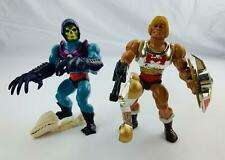 Masters of the Universe (MOTU) Skeletor Terror Claws & He-Man Flying Fists - Set