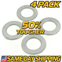 (4 Pk) 6266H 532006266 Washer Bearing Thrust Hardened Craftsman Poulan Husqvarna
