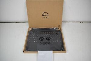 New Genuine Dell Latitude 5285 2-in-1 Travel Keyboard  BLACK-US PC90-BK-US