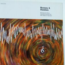 vinyl lp record BOOSEY & HAWKES Background Music Film, Radio, TV,  SBH 3015