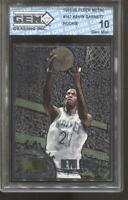 1995-96 Kevin Garnett Fleer Metal #167 Gem Mint 10 RC Rookie Boston Celtics