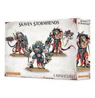 Stormfiends Skaven Warhammer Age of Sigmar NIB Flipside