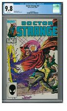Doctor Strange #67 (1984) Copper Age Marvel CGC 9.8 White Pages GG937