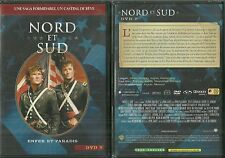 DVD - NORD ET SUD N° 7 avec PATRICK SWAYZE ( NEUF EMBALLE - NEW & SEALED )