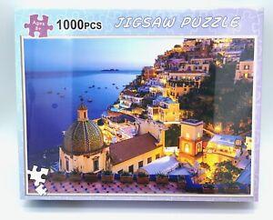 1000 pieces Jigsaw Puzzle Church Temple 70cm x 50cm - Aussie Outlet Online