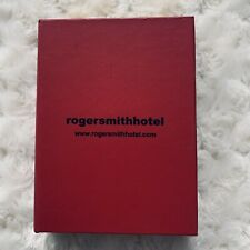 Roger Smith Hotel Sticky Pad Notepad Notebook Office Supplies New York Post