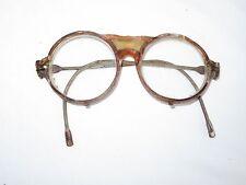 Discounted Antique Vintage Bakelite Round Eyeglasses Spectacles