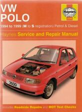 Volkswagen Polo 1994-1999 Workshop Manual Haynes - Download Link PDF