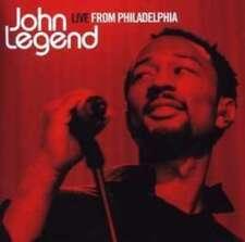 Live From Philadelphia - Legend John CD Sealed ! New !